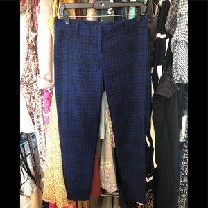 Printed Tapered Pants